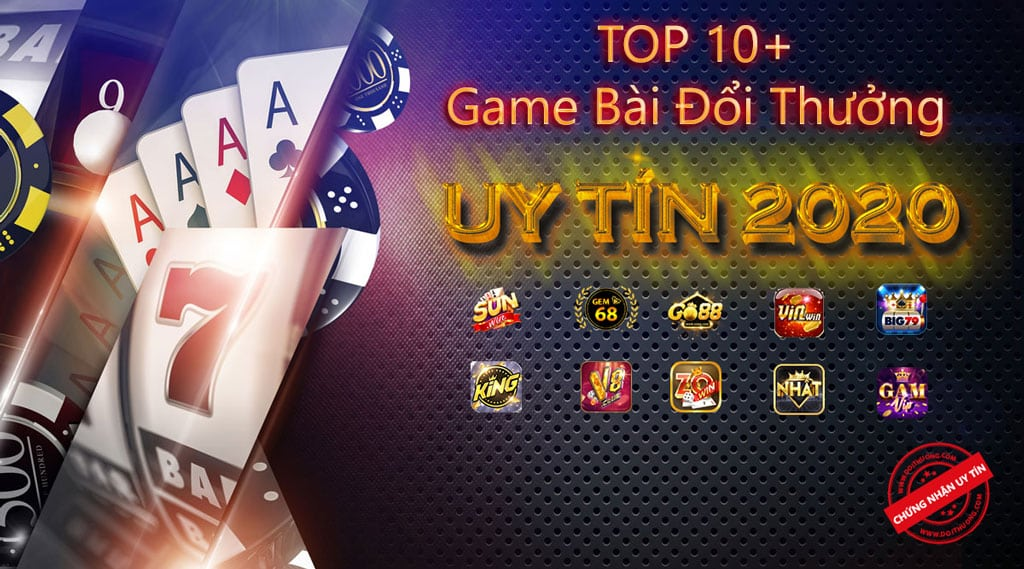 Banner Top Game Bai 2020